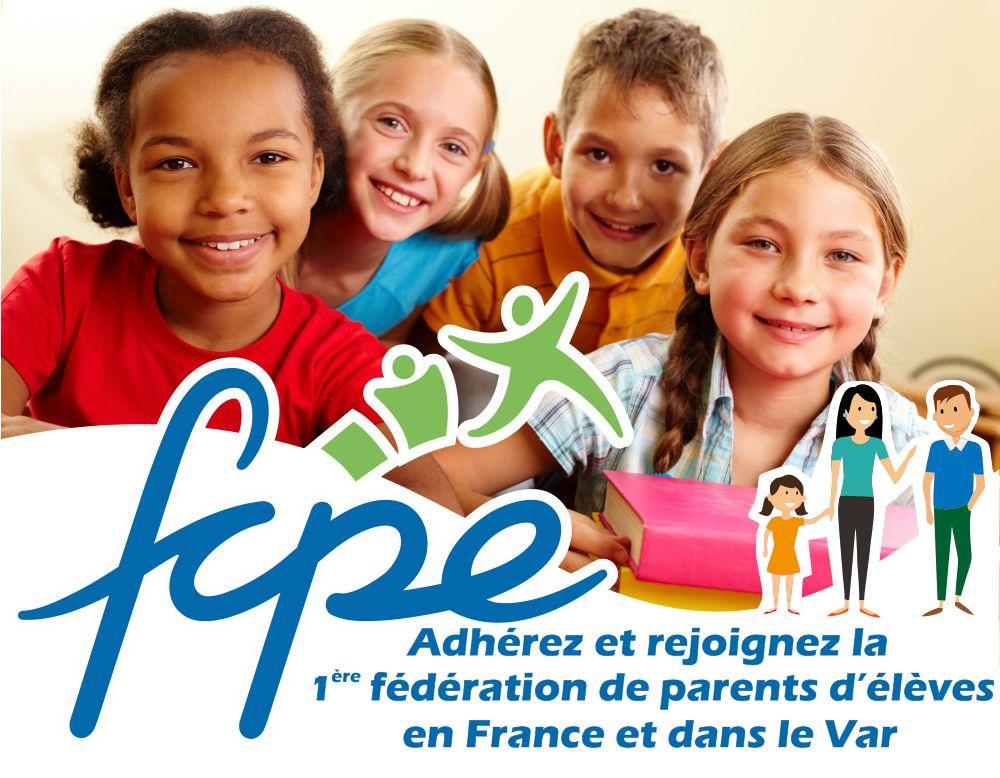Adhérer en ligne à la FCPE